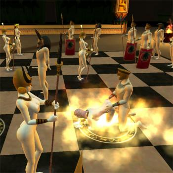 Love Chess: Age of Egypt - Capture 2