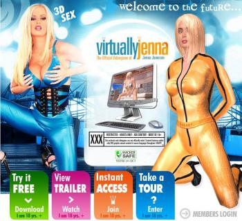 Virtually Jenna - Home Page