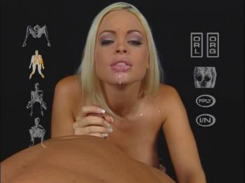 Virtual Sex With Jesse Jane - Facial